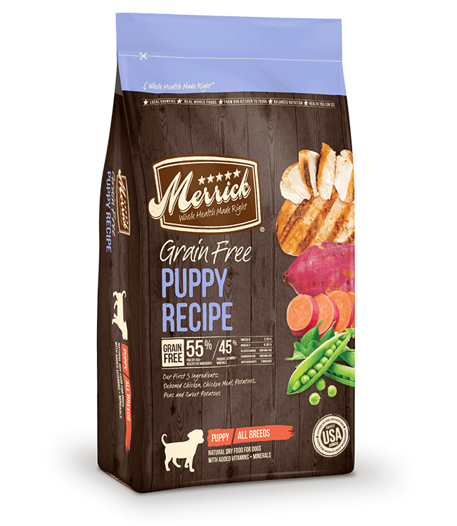 best puppy food #3