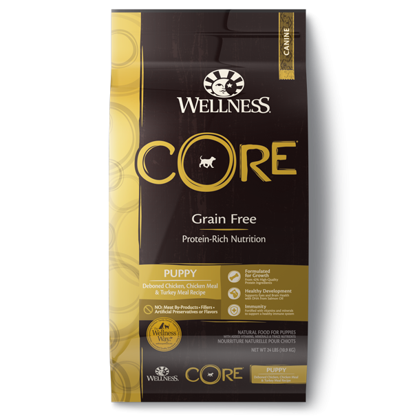 Core Wellness Puppy Food Food