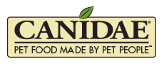 Canidae dog food brand