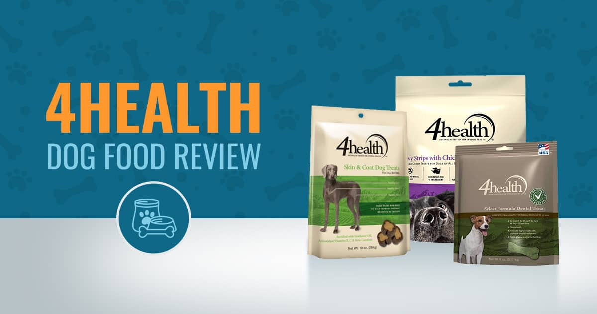 4health Puppy Food >> 4health Dog Food Review Recalls Ingredients Analysis