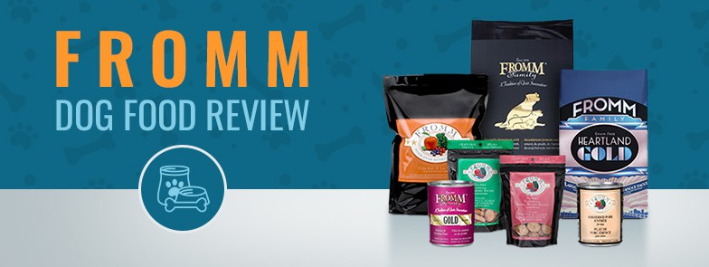 fromm grain free dog food reviews