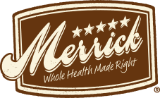 Merric dog food brand