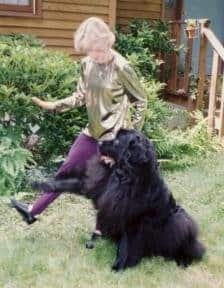Dancing with Dog